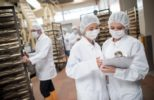 thumbnail Women working at a food factory